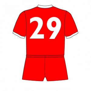 online store 893af f4d37 Career in Numbers - Kingsley Coman | Squad Numbers